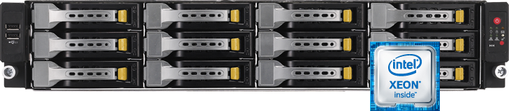 ORION RS Rackmount Servers