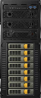 TITAN 4205-G4 GPU Server